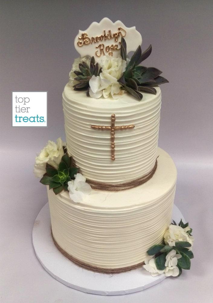Tiered (Non-Wedding) – Top Tier Treats